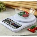 Dijital Hassas Mutfak Tartısı Mutfak Terazisi Lcd EKran SF-400