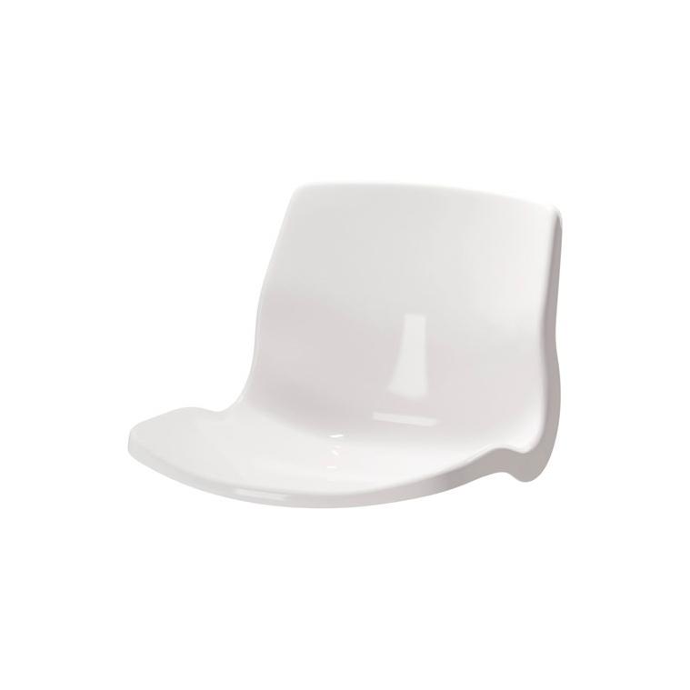 SNILLE sandalye oturma yeri, beyaz 47x46x35 cm