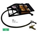 BAYTEC Çift Kalın Pistonlu Metal Ayaklı Pompa Hava Pompası