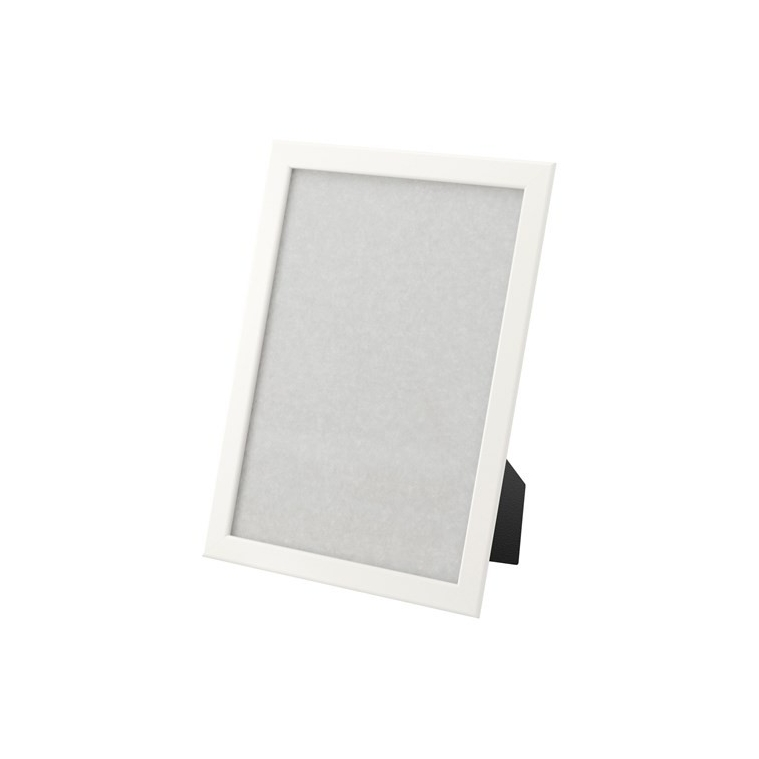 FISKBO çerçeve, beyaz, 21x30 cm