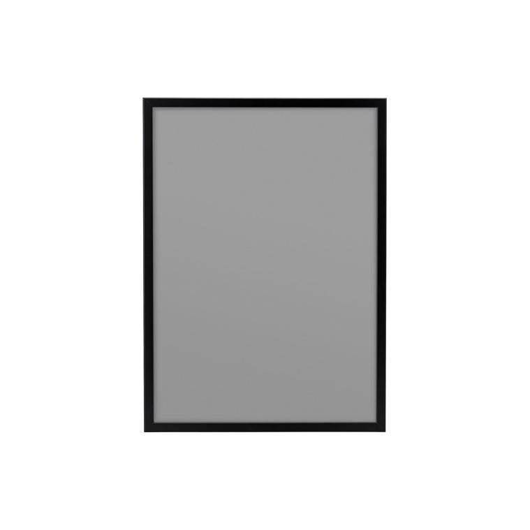 FISKBO çerçeve, siyah, 50x70 cm