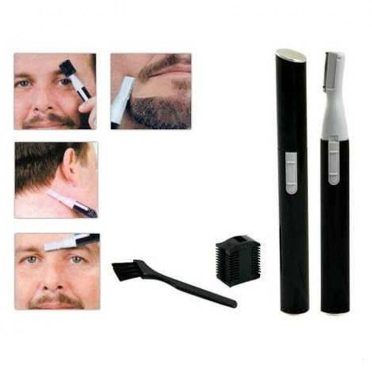POWER Burun Kılı Alma Tüy Sakal Saç Kaş Düzeltme Kesme Tıraş Makinesi
