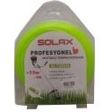 SOLAX Altıgen Misina Çim Biçme Makinası Misinası 3,3mm 41 Metre