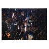 BJÖRKSTA resim, şehir ışıkları, New York, 200x140 cm
