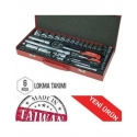 Baytec MK2660 60pcs Lokma Takımı 1/4-1/2