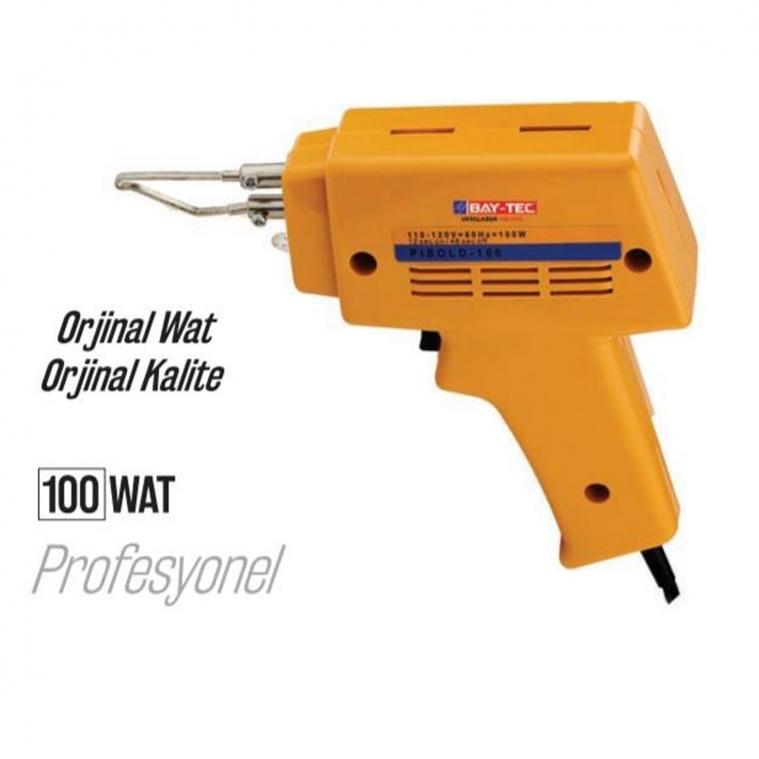 Baytec MK0420 Elektrikli Lehim Tabancası 100wat