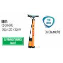 BAYTEC MK4820 Dikey Basınç Göstergeli El Pompası