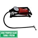 BAYTEC MK4860 Kalın Piston Metal Ayak Pompası