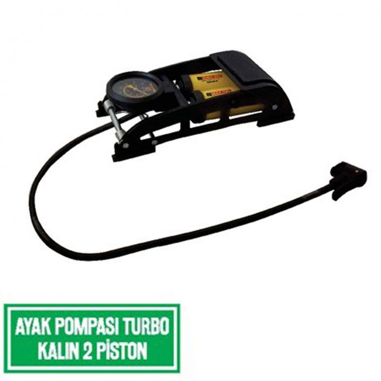 BAYTEC MK4880 Çift Piston Metal Ayak Pompası