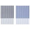 TIMVISARE kurulama bezi, koyu mavi-siyah, 50x70 cm