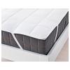 KUNGSMYNTA tek kişilik yatak koruyucu, beyaz, 90x200 cm