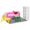 HUSET oyuncak mobilya, salon