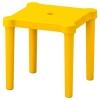 UTTER tabure, sarı