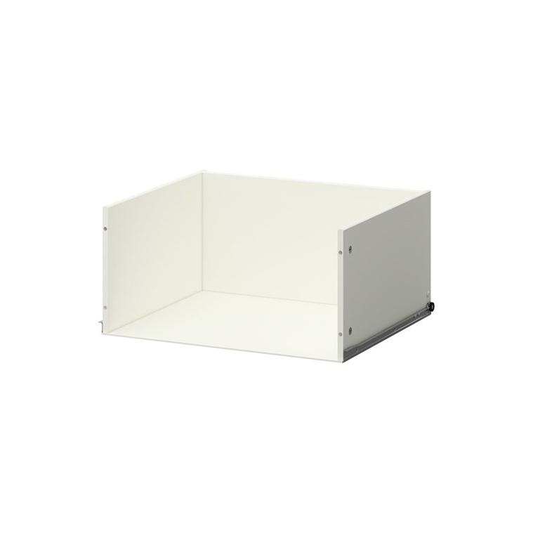 STUVA ön panelsiz çekmece, beyaz, 32 cm