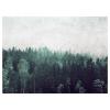 BJÖRKSTA resim, ağaçlıklar, 140x100 cm