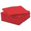 FANTASTISK peçete, kırmızı, 24x24 cm