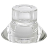 NEGLINGE tealight mumluk, cam, 5 cm
