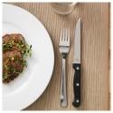 SNITTA bıçak, siyah, 22 cm
