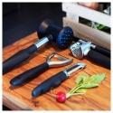 IKEA 365+ VARDEFULL soyma bıçağı, siyah, 18 cm