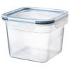 IKEA 365+ saklama kabı, kare-plastik, 1.4 lt