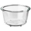IKEA 365+ saklama kabı, yuvarlak cam, 600 ml