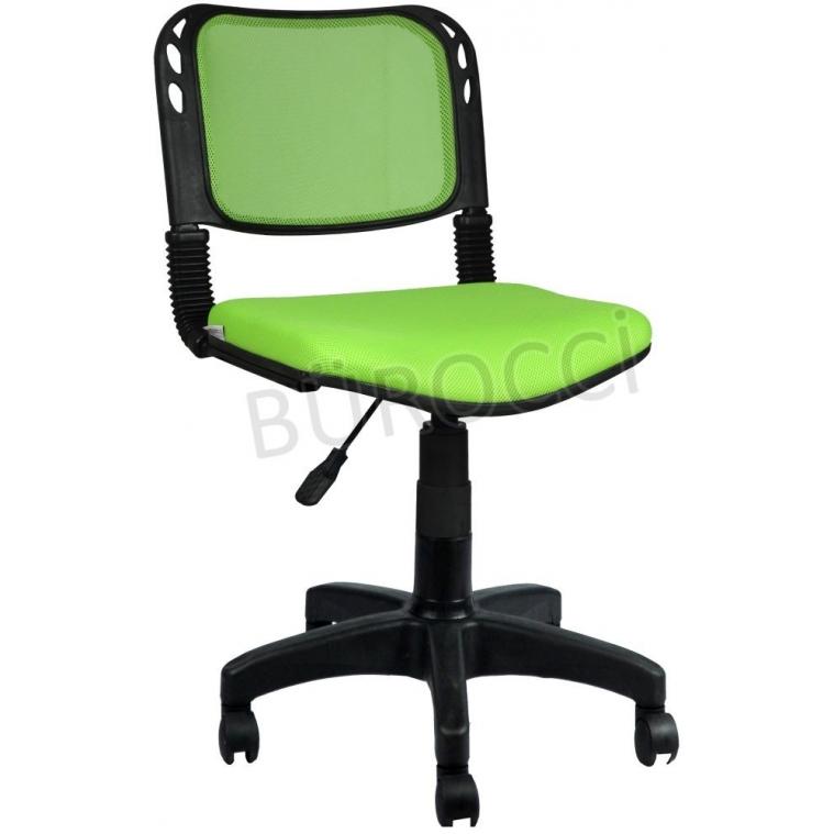 2016G0543 - Bürocci Fileli Form Çalışma Koltuğu-Yeşil