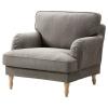 STOCKSUND tekli koltuk, nolhaga gri-kahverengi 92x95x89 cm