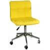 9503C0113 - Bürocci Carla Çalışma Koltuğu - Sarı Deri
