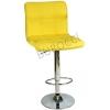 9503S0113 - Bürocci Carla Bar Taburesi - Sarı Deri