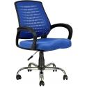 2052G0542 - Bürocci Ergo Metal Ayaklı Çalışma Koltuğu - Mavi
