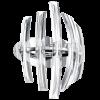Eglo Drıfter Kristal Modern Aplik 89206