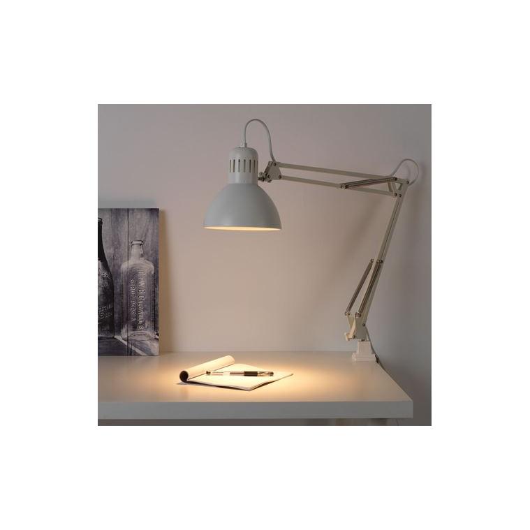 Ofisel çalışma lambası, beyaz I-63