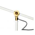 Ofisel çalışma lambası, beyaz rn69