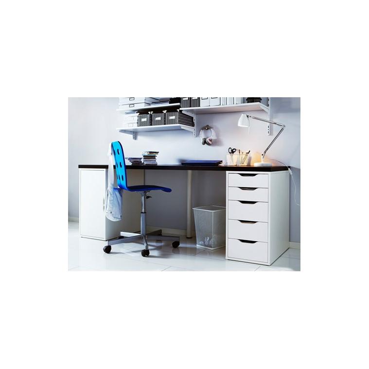 Ofisel çalışma lambası, beyaz I-385