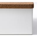 Ofisel Ofis Masa kutu seti, beyaz