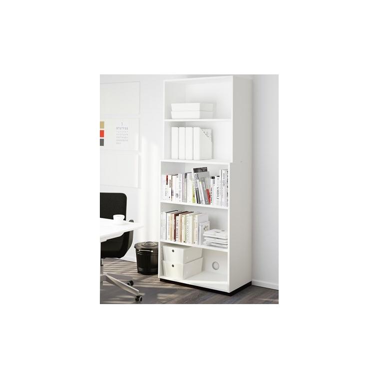 Ofisel dosyalık, beyaz