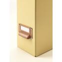 Ofisel dosyalık, sarı