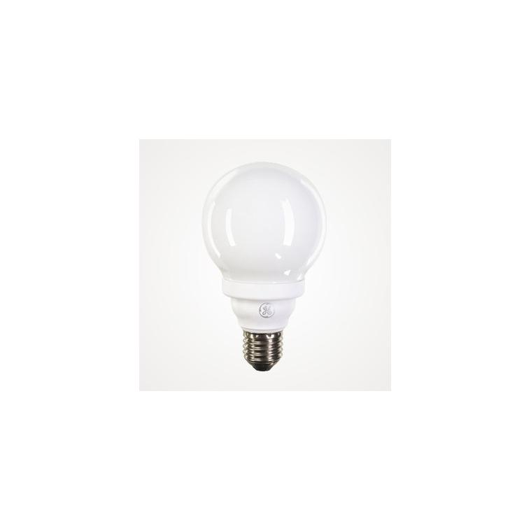 GE Enerji Tasarruflu Globe Ampul E27  ( 15 W Beyaz )