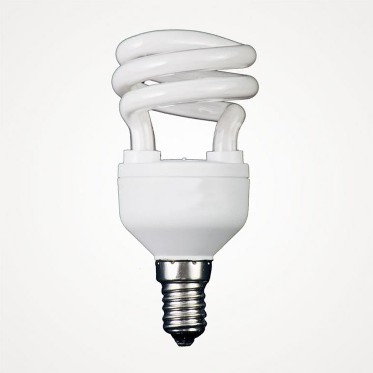 OSRAM Spiral Enerji Tasarruflu Beyaz Ampul 12 W