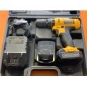 Meşem 18 volt 2 amper darbeli şarjlı matkap MŞ-8015