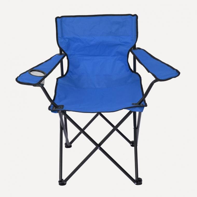 Katlanır Kamp Sandalyesi Lacivert