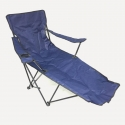 Katlanır Ayaklı Kamp Sandalyesi Mavi