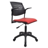 Ofisel Neo Çalışma Koltuğu Ofis Sandalyesi Kırmızı