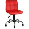 9503F0116 - Bürocci Carla Çalışma Koltuğu-Kırmızı Deri