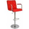 Boombar Helen Bar Sandalyesi-Kırmızı-9519Q0116