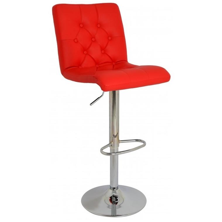 Boombar Helen Bar Sandalyesi-Kırmızı-9519S0116