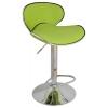 Boombar Goa Bar Sandalyesi - Yeşil Deri - 9545S0110