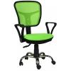 Bürocci Arya Fileli Çalışma Koltuğu-Yeşil File - 2277G0543