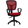 Bürocci Arya Fileli Çalışma Koltuğu-Kırmızı File - 2277F0545