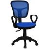 Bürocci Arya Fileli Çalışma Koltuğu-Mavi File - 2277F0542